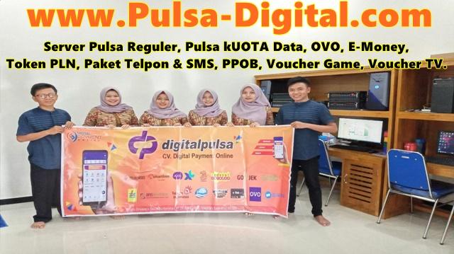 pULSA digital ONLINE